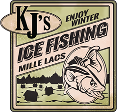 KJ's Icefishing, Logo